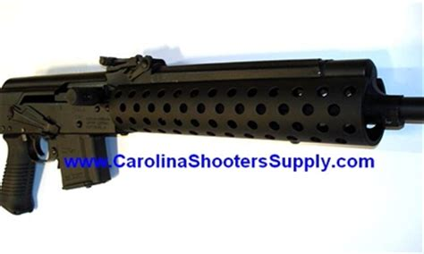 carolina shooters supply vepr handguard css carolina saiga rifle forearm ar style ventilated vepr