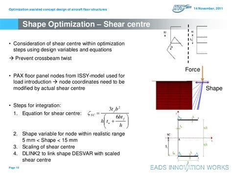 Optimization Assisted Concept Design of Aircraft Floor