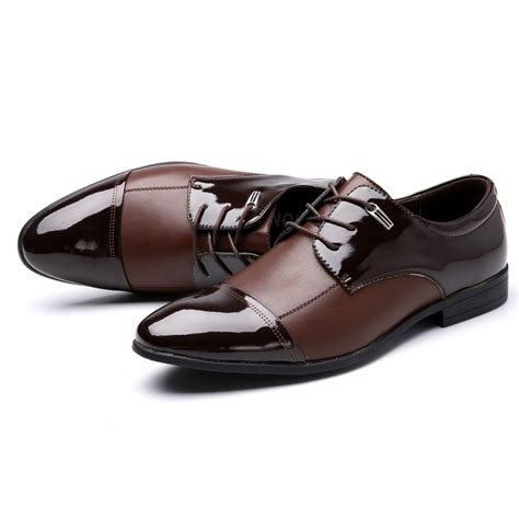 Genuine Leather Dress Shoes big size casual genuine leather dress shoes loafers
