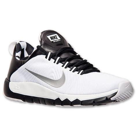 s nike free trainer 5 0 shoes white metallic