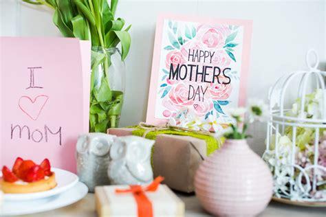 Geschenke Zum Muttertag by Geschenke Zum Muttertag Muttertagsfr 252 Hst 252 Ck Und Rezept F 252 R