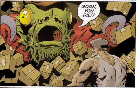 The Goon Volume 1 Nothin But Misery 2nd Edition review the goon volume 1 nothin but misery