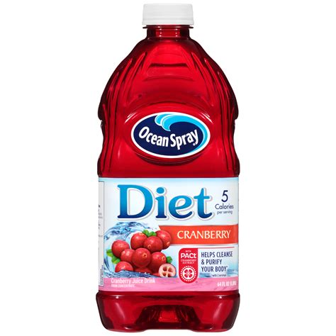 Can I Use Any Cranberry Juice To Detox by Spray Juice Beverage Diet Cranberry 64 Fl Oz 1