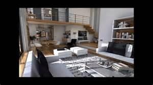 Diseno Interior Dise 241 O Interior Loft Minimalista Youtube