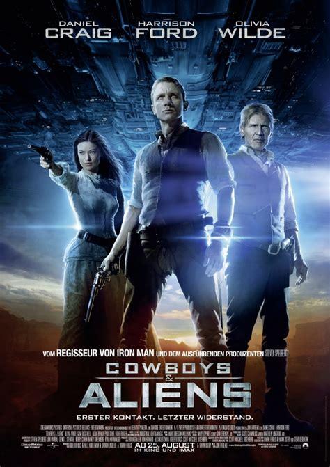film cowboy extraterrestre cowboys vs aliens