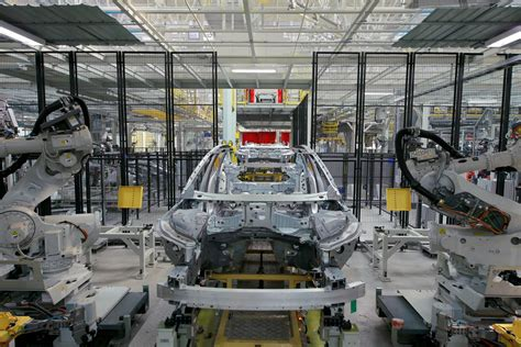 volvo ta volvo s building s90s in china and sending them to europe