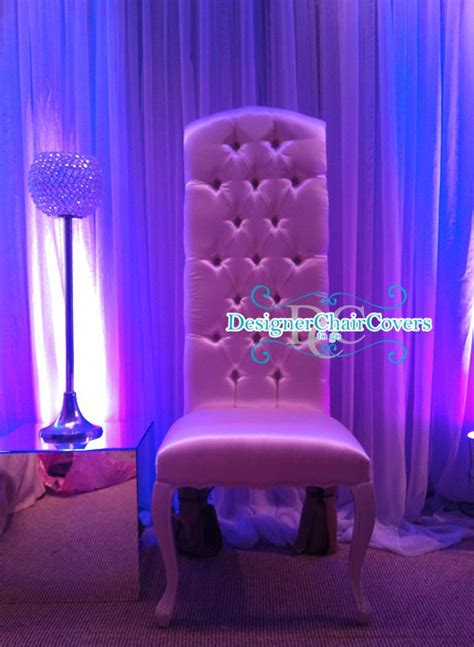 king and queen chairs Archives   Designer Chair Covers To Go