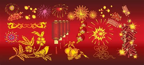celebration of new year in china new year celebration vector free