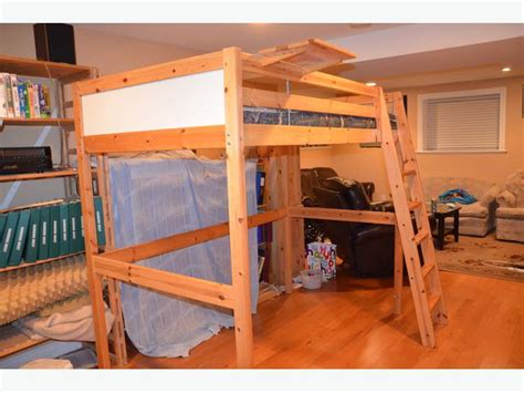 ikea loft bed instructions ikea vradal twin loft bed saanich victoria