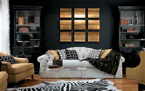 Black And White Decorating Ideas For Living Rooms by Black Living Room Ideas Terrys Fabrics S