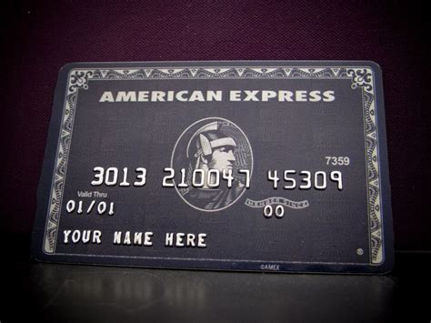 black card the exclusive amex black card pengeportalen