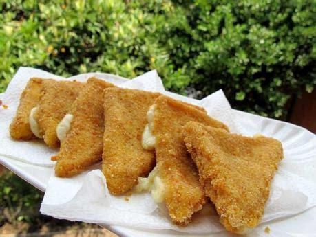 mozzarella in carrozza cotto e mangiato mozzarella in carrozza paperblog