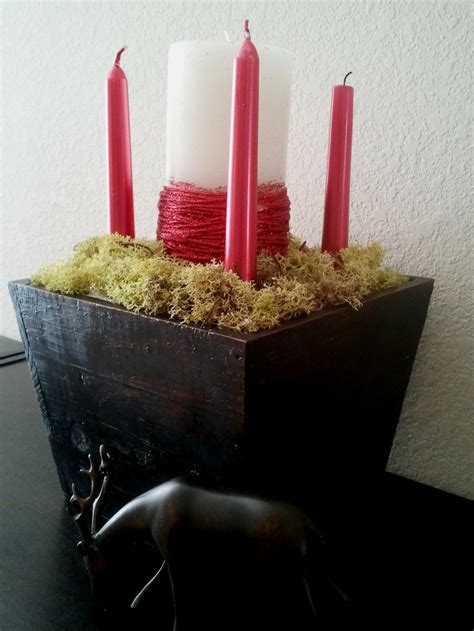 Handmade Advent Wreath - 13 best images about on the family