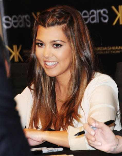 Kourtney Hairstyles by Kourtney Hairstyles Haircut And Hairstyles