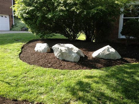 landscaping with boulders boulders for large landscape rocks homesfeed