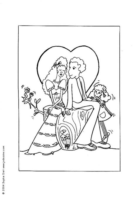 valentine s day coloring pages lovers day