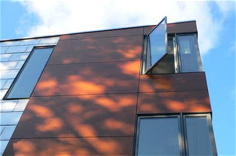 wood composite panel rainscreen siding modern exterior