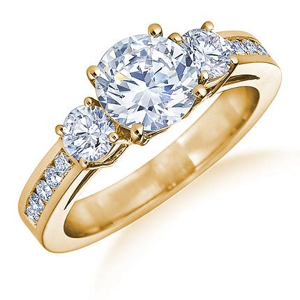 beautiful collections of yellow gold wedding rings