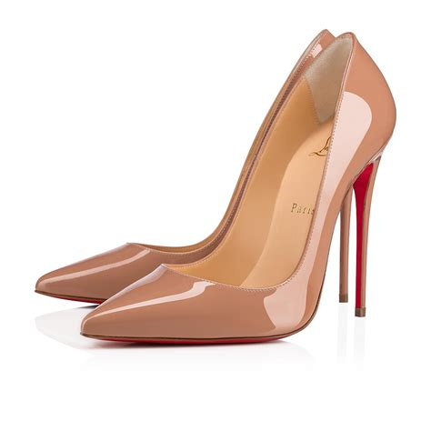 so kate 120 patent leather shoes christian