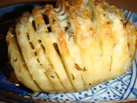 Reader Recipe Cheesy Baked Potatoes by Cheesy Herbed Baked Potato Basically A Baked Potato You