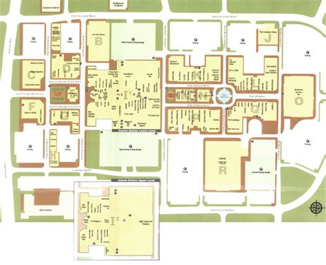 layout of polaris mall radical cartographers unite