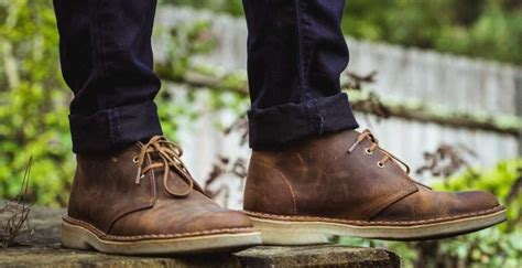 Clarks Chuka the best chukka boots for the idle