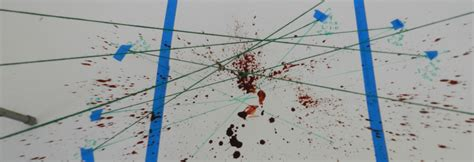 bloodstain pattern analysis training blood pattern analysis and interpretation stidham