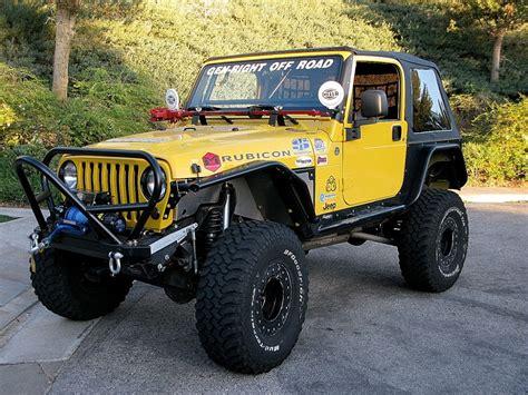 Jeep Wrangler Metalcloak Fenders Jeep Tj With Metalcloak Fenders Car Interior Design