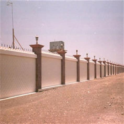 compound wall suppliers manufacturers in india