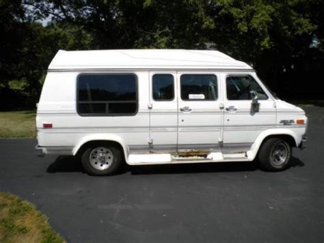 handicap vans for sale oregon purchase used 1993 chevy g20 handicap in oregon