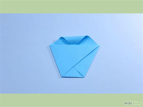 Fold Paper Cup - how to fold a cup from a sheet of paper 5 steps with