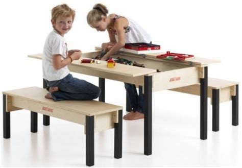 Play Table With Storage by Children S Play Table With Storage Kinderspell