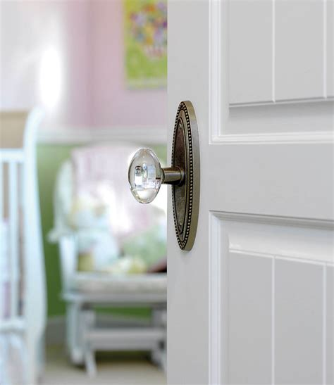 Interior Door Knobs And Hinges by Maddox Passage Set 2 3 8 Quot X 7 1 2 Quot Passage Latch
