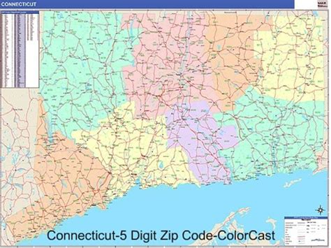 zip code map ct zip code map of connecticut arkansas map