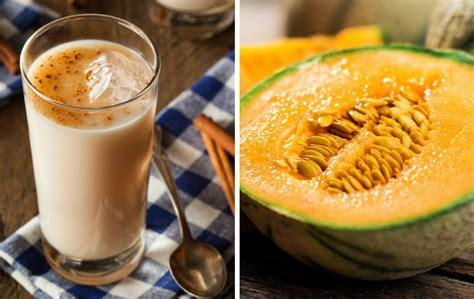agua de semillas de melon agua de horchata con semillas de mel 243 n cocina delirante