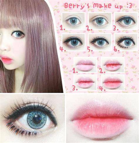Eyeshadow Japan berry tsukasa s makeup asian makeup japanese