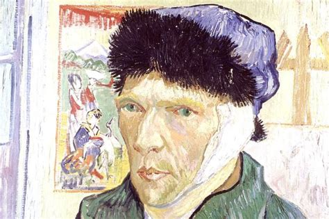 van goghs ear the 1784702226 vincent van gogh s mystery muse who painter gave his severed ear to is revealed for first time