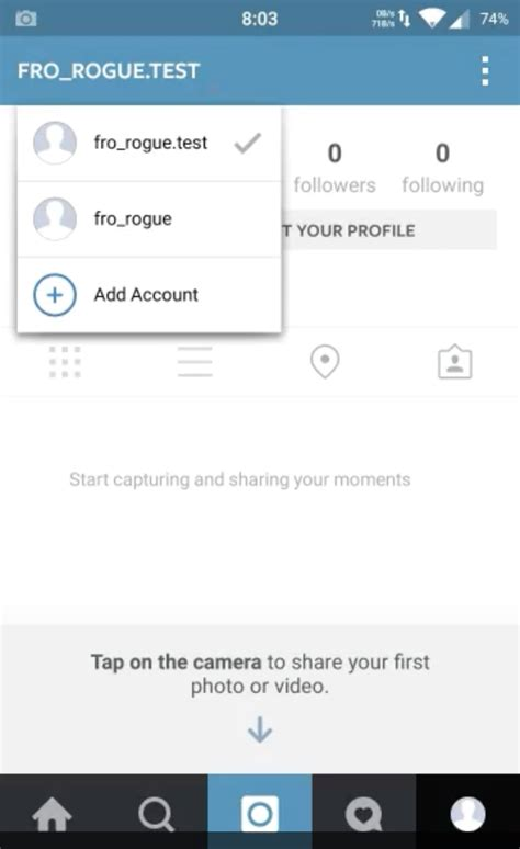 Find On Instagram Without An Account Instagram To Support User Accounts Beta Version Reveals