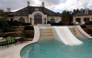 Awesome Backyards With Pools Best Photos Around The World Backyards That Make Disneyland Look Retarded
