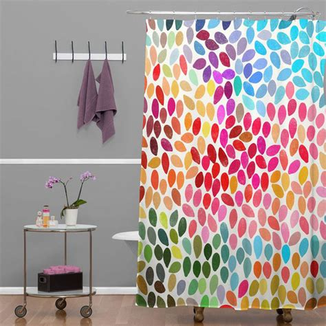 colorful kids curtains snag a chic curtain