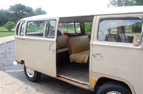 sell   vw volkswagen bus bay window microbus  tulsa oklahoma united states