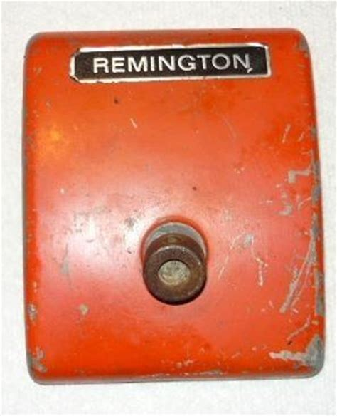 remington sl 9 sl9 chainsaw air filter cover 1 orange chainsawr
