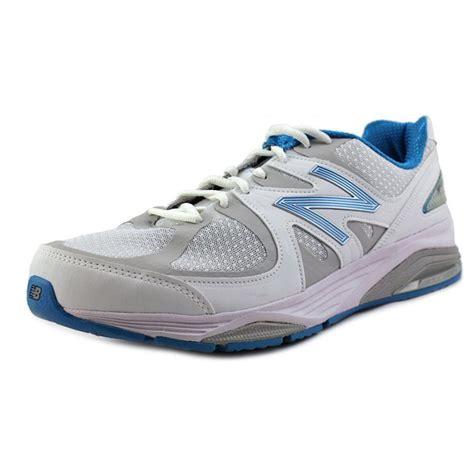 all white running shoes womens new balance 1540 v2 d mesh white running shoe athletic