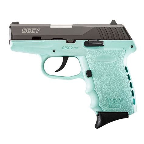 one east blue 7 8 9 sccy cpx 2 9mm subcompact pistol cpx 2 cbsb rk guns