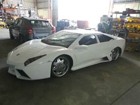 Lamborghini Kit Cars Reventon Kit Car For Sale