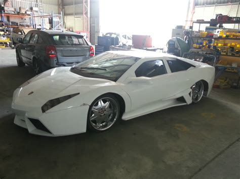 Buy Replica Lamborghini The Worst Lamborghini Reventon Kit Car Comes From
