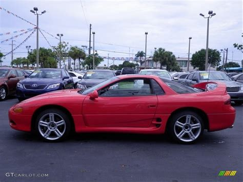 mitsubishi 3000gt vr 4 caracas red 1997 mitsubishi 3000gt vr 4 turbo exterior
