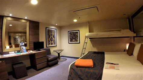 msc divina cabine msc divina interior stateroom cabin tour 4k