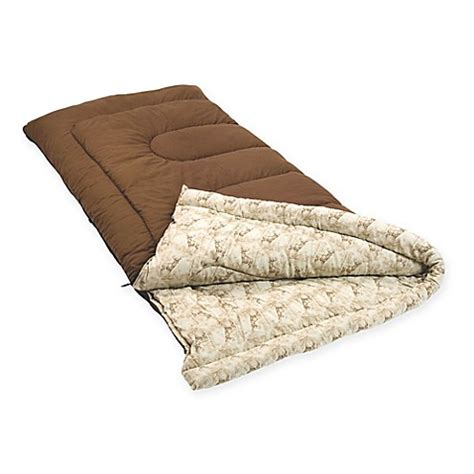 bed bath and beyond sleeping bags buy coleman autumn trails 20 degree sleeping bag from bed