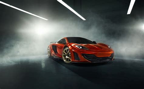 mansory mclaren 2012 mansory mclaren mp4 12c wallpapers hd wallpapers